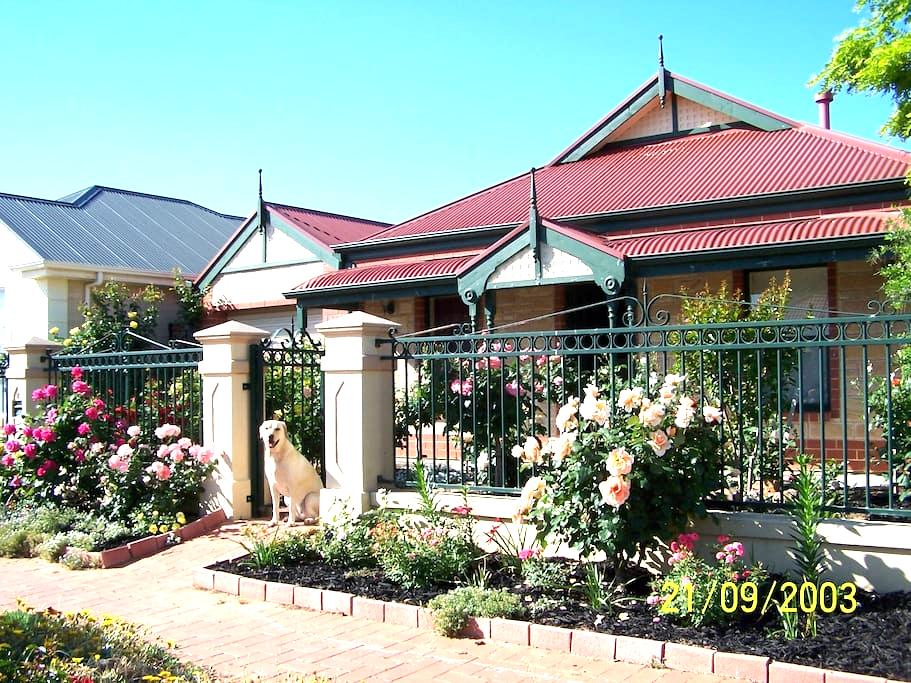 Cottage Green, 5 mins from Adelaide City! - Brompton - Haus