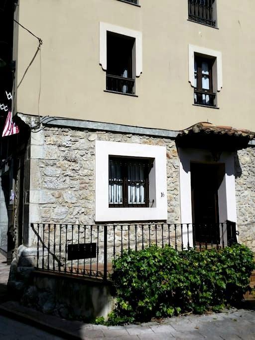 Bonita casa en el centro de Llanes - Llanes, Principado de Asturias, ES - Talo