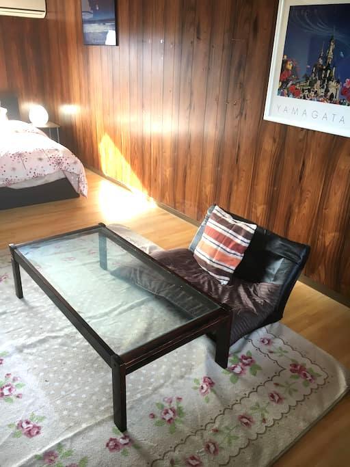 岐阜でホームステイ型。農業体験。Homestay type at Gifu.Room3 - Kaizu-shi