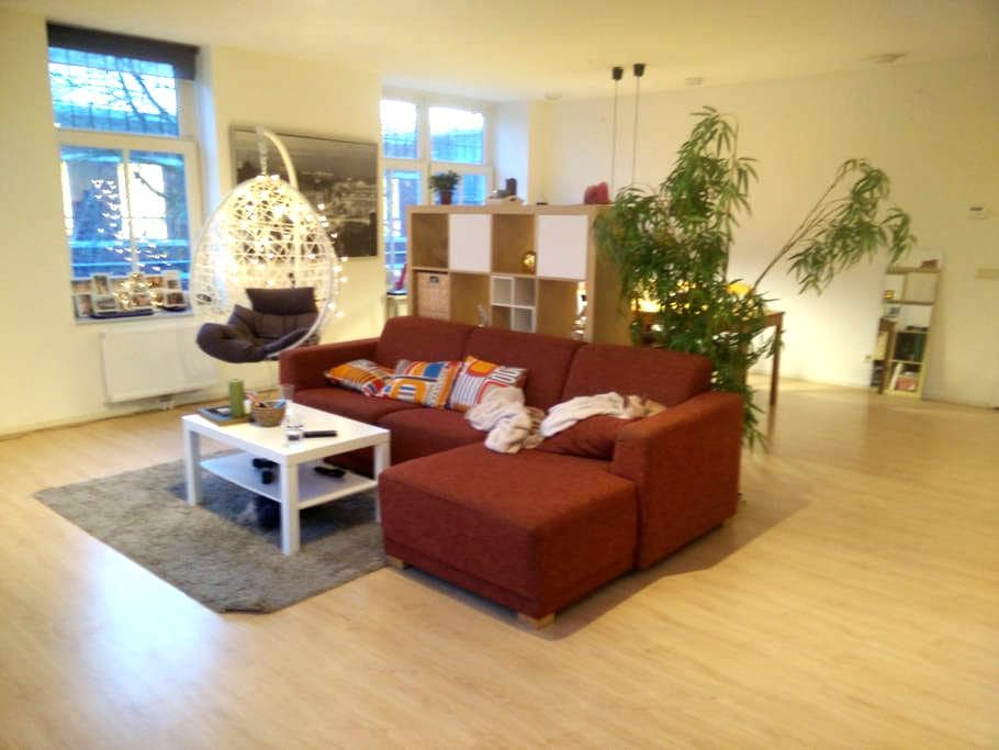 2 bedroom appartement just 5 minutes from the city - Nijmegen - Lägenhet