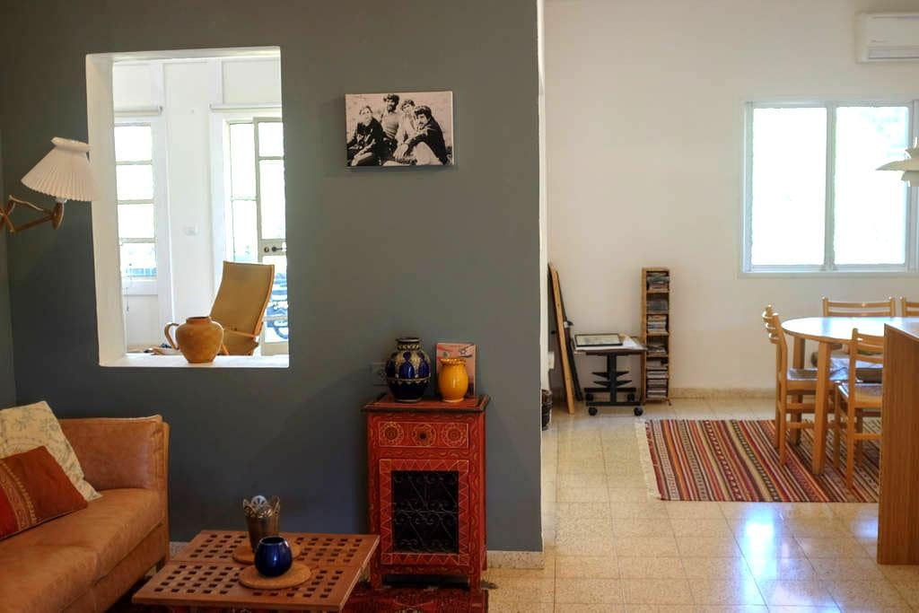 Stunning house in beautiful Kibbutz - Amir