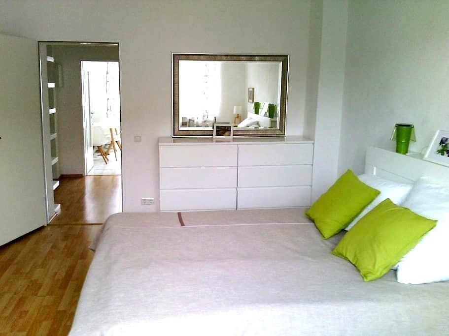 Nahe Kö & HBF - Zentrale Wohnung - Düsseldorf - Apartament
