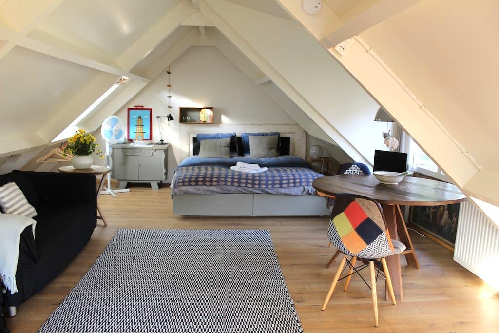 schuur aan de dijk - Utrecht - Apartment