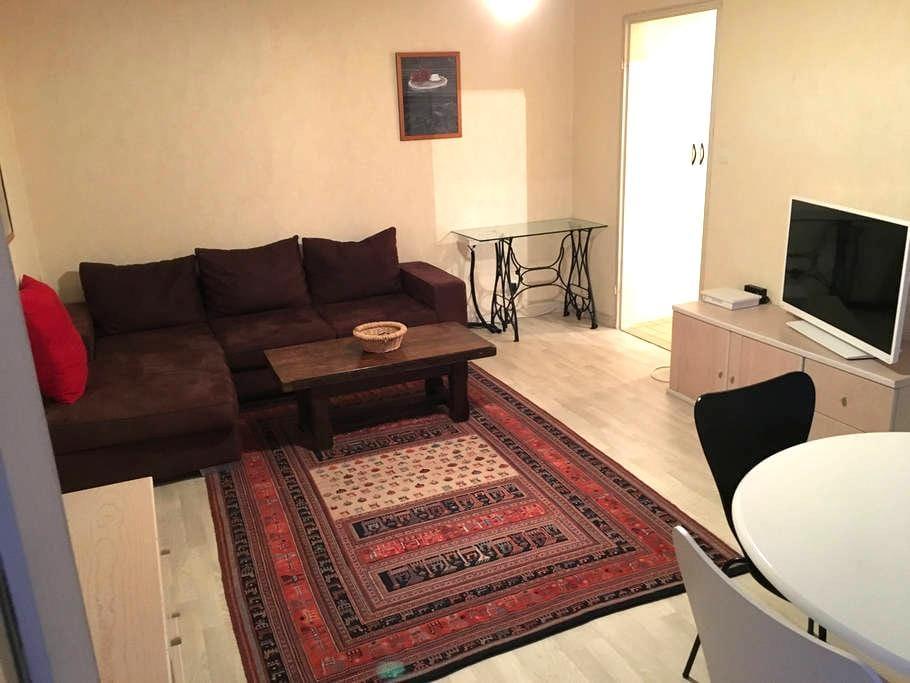 Appartement 55m2 au calme très bien situé - Mâcon - Pis