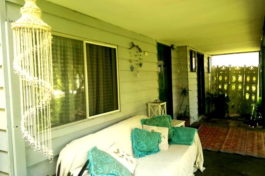 Beach, garden flat. Clean & quiet. - Collaroy - Apartment
