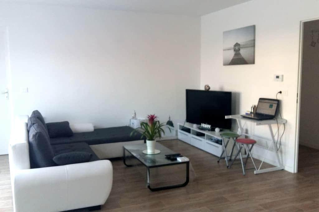 app neuf lumineux proche belgique - saint saulve - Apartament