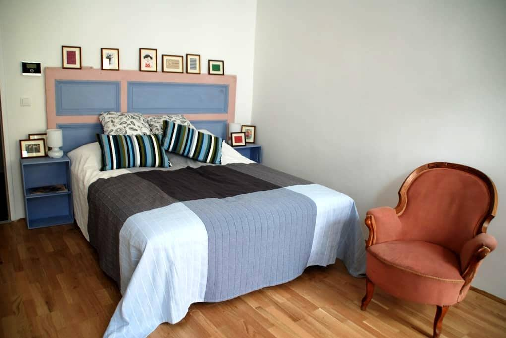 Newly renovated cozy flat in Vienna's city centre - Vienna - Apartamento