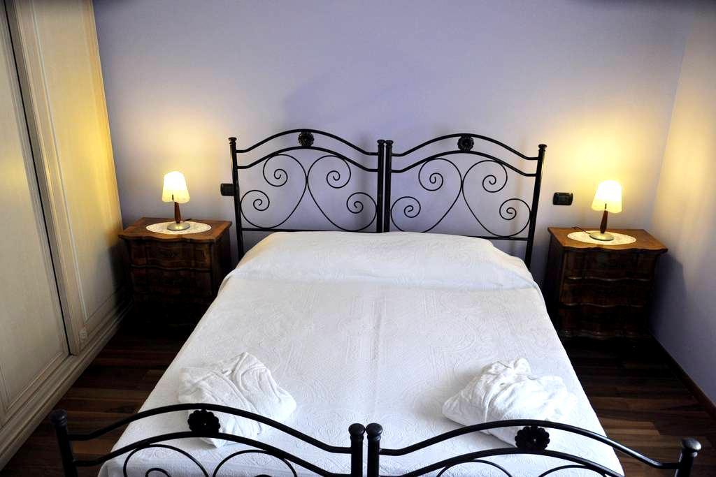 Maison entre l'Etna, Taormina et Catane - Trecastagni - Willa