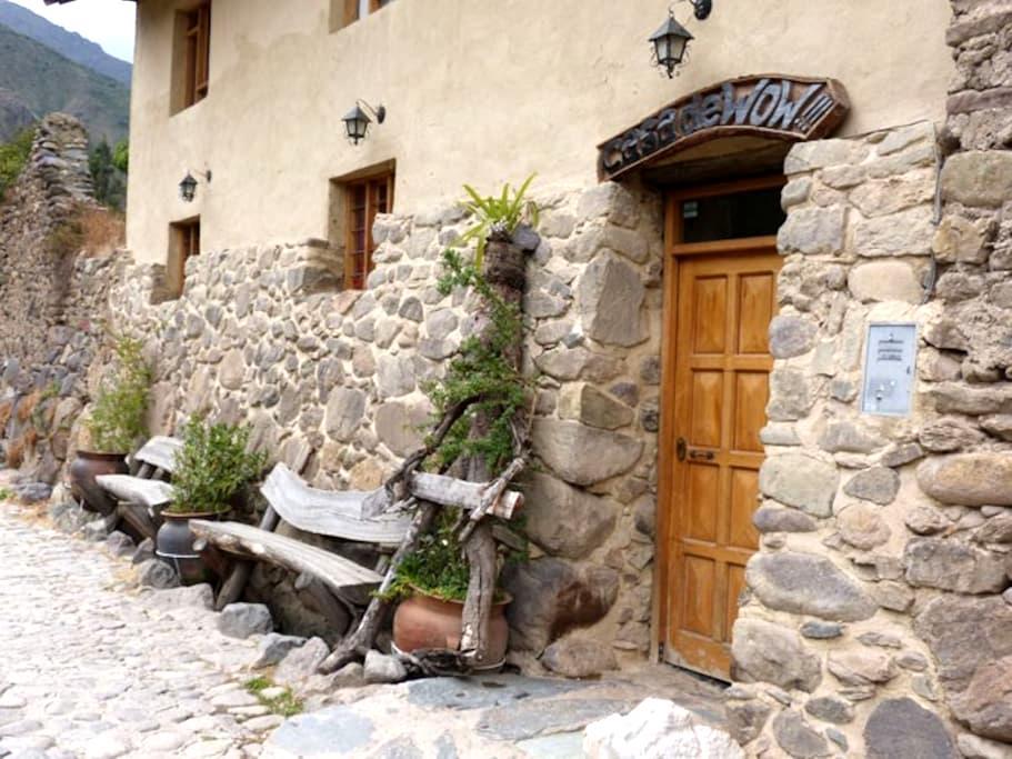 Munay Matrimonial Room - Ollantaytambo