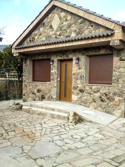 Casita rural en el Valle del Jerte - Casas del Castañar