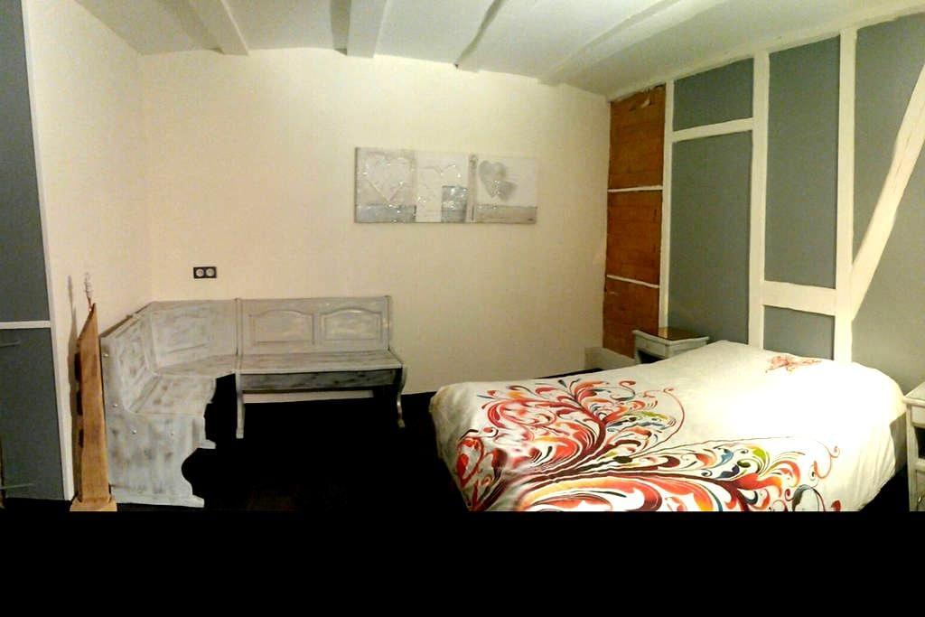 Chambre au coeur du vieux Soultz - Soultz-Haut-Rhin - Rumah