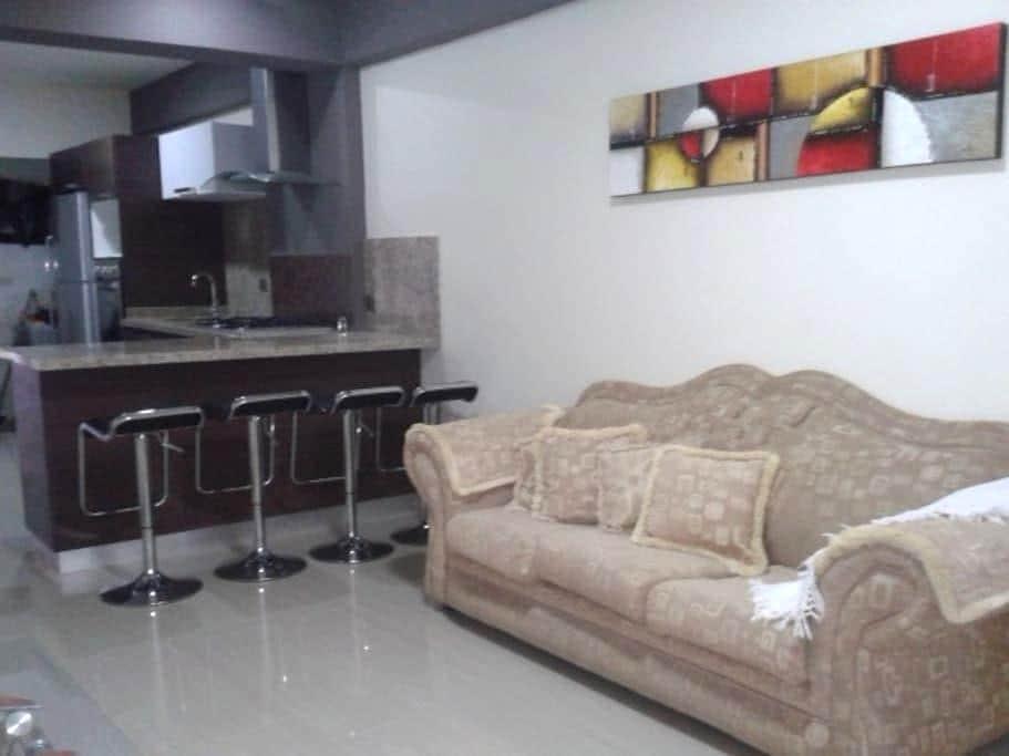 apartamento tipo estudio /  Studio apartment - Maracaibo - Daire
