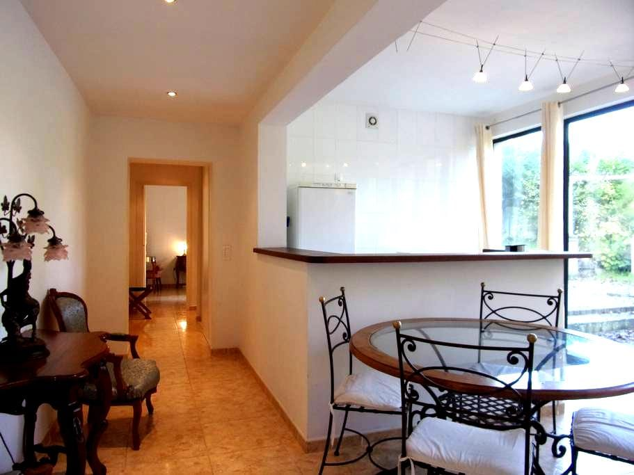 Appart familial 3 chambres terrasse - Pont-Sainte-Maxence - Flat