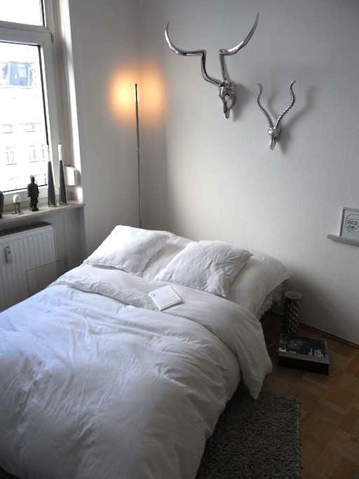 Stylish wohnen in Bornheim - 法蘭克福 - 公寓