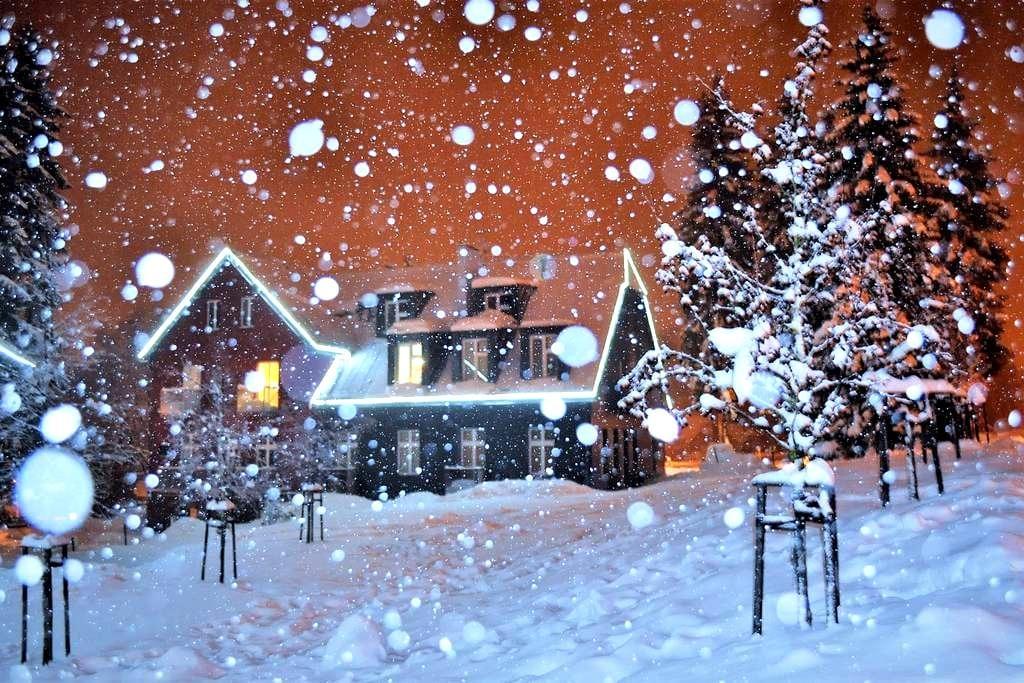 Friendly appartment in resort Resident - Harrachov - Dom