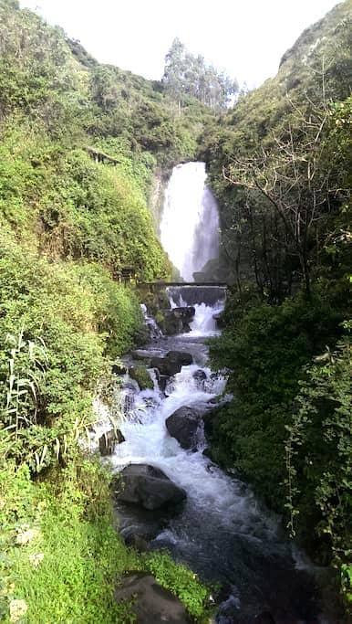 ♡Peguche Waterfall Next Door♡ - Otavalo - Peguche - Ev