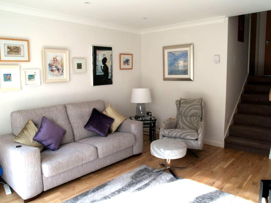Dalkey 2 bed modern town house - Dalkey - Dom