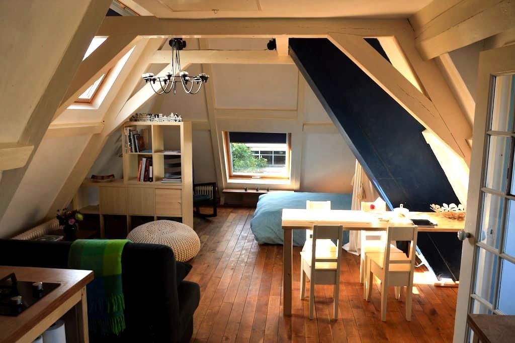 Bij Koch & Knuttel - Gouda - ห้องเพดาน