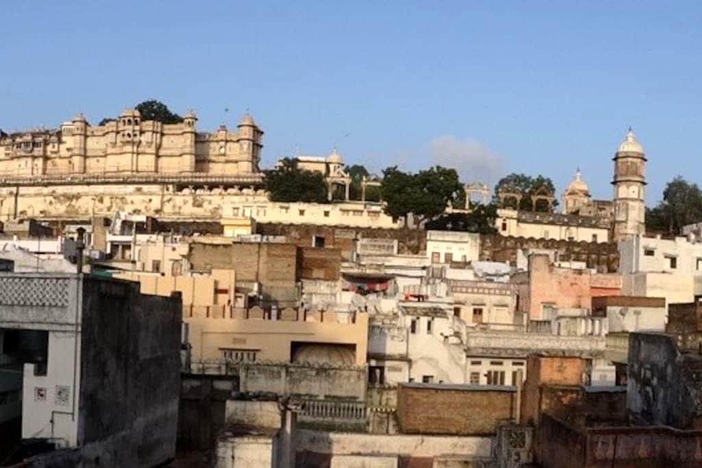 Single or twin room in town - Ram Ram Haveli - Udaipur - Casa adossada