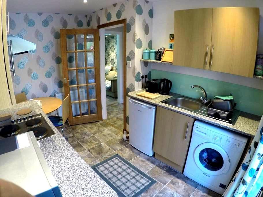 Little Jig SC apartment, homely, quiet village - Blebocraigs - Apartemen