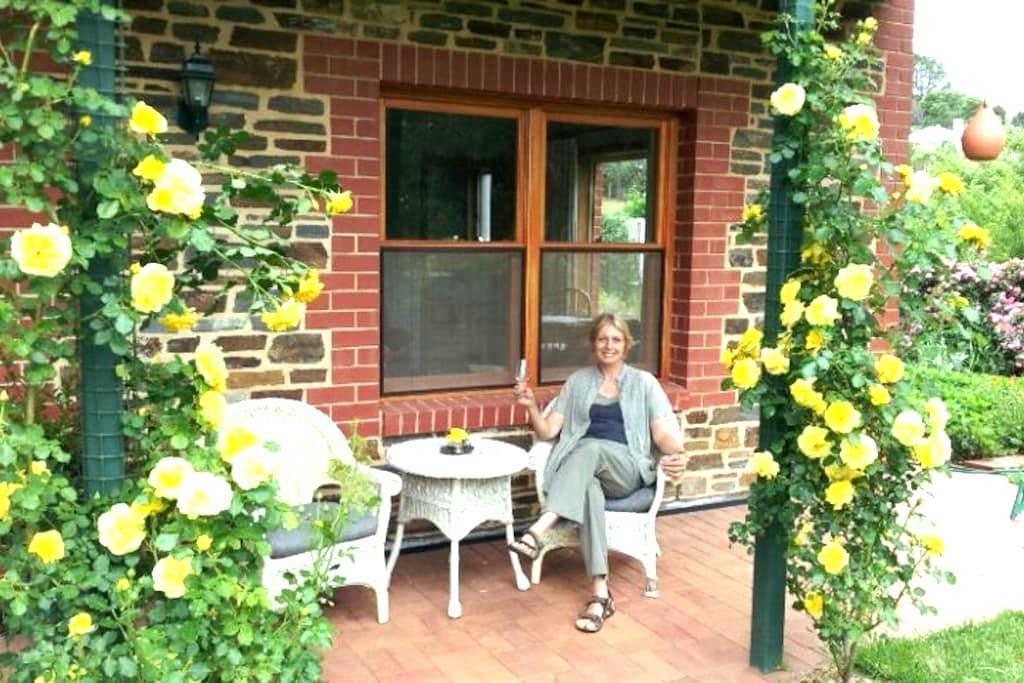 Lovely peaceful rural retreat - Summertown - Apartament