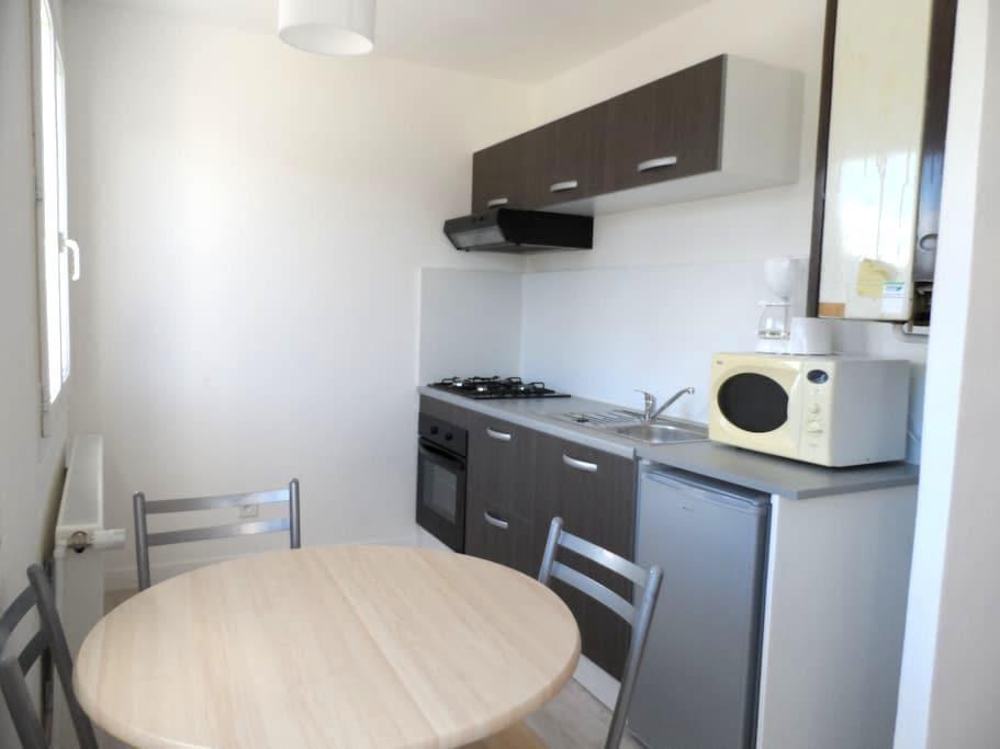 appartement refait a  neuf - 布尔日 - 公寓