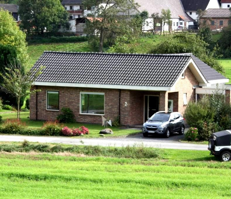 Bungalow De Appelboom - Bad Arolsen