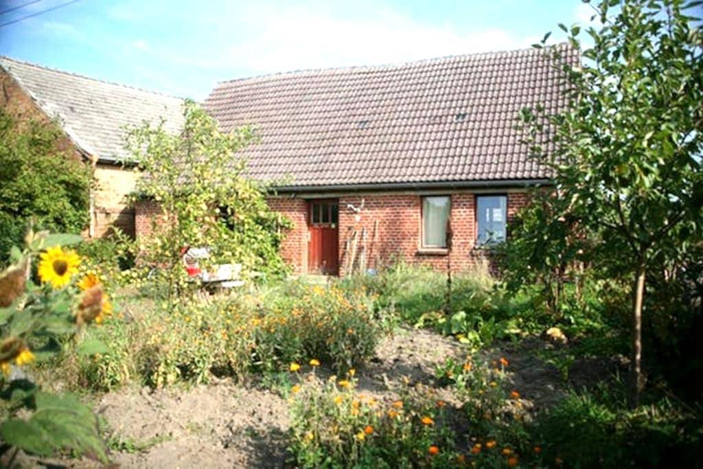 Naturlehmhaus - Boitzenburger Land