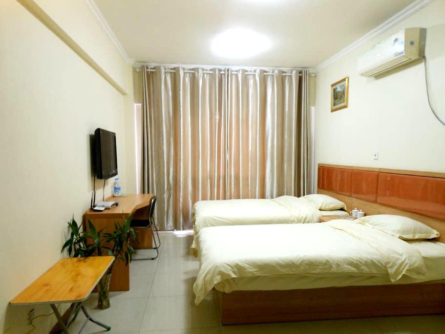 西安火车站附近温馨一居室,舒适标准间。 - Xi'an - Apartemen