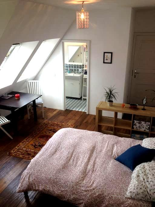 Beautiful, bright room in the heart of Kreuzberg - Berlin - Apartemen