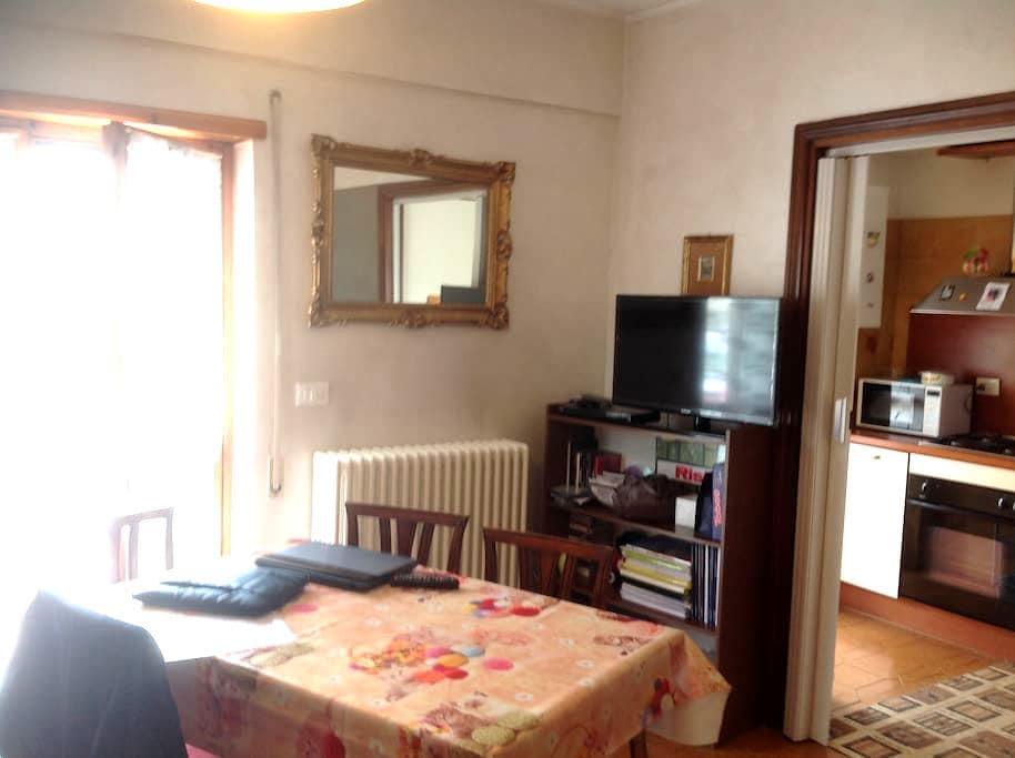 Delizioso appartamento  l'Aquila - L'Aquila - Apartment