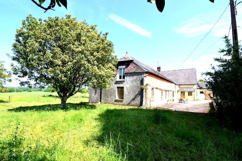 Vakantieferme in Noord Frankrijk - Aubenton