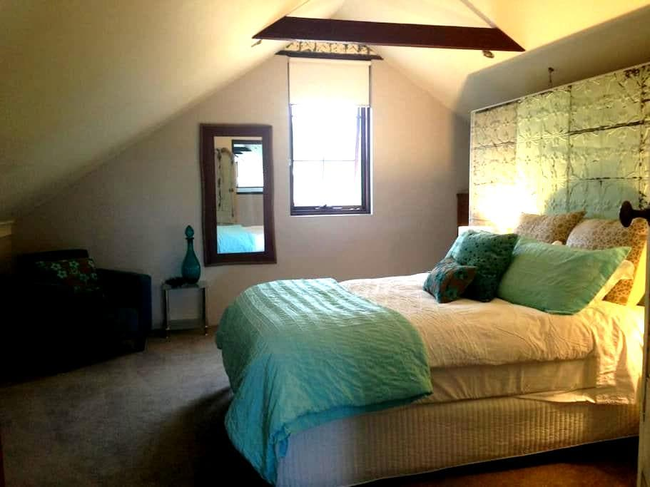 Large cosy room in a quiet home. - Margaret River - บ้าน