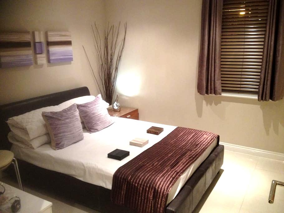 MODERN CITY ONE BEDROOM APARTMENT - Gateshead - Lejlighed