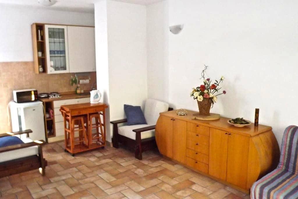 affittasi monolocale con grande terrazza - Marti - Lejlighed