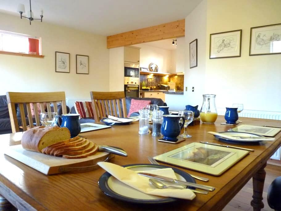 Fabulous Highland Base for Touring - Grantown-on-Spey