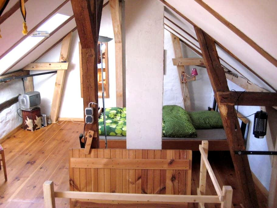 Simple apartment in the countryside - Prenzlau - Дом