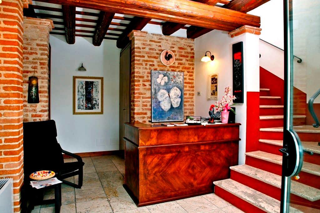 6 piccoli appartamenti senza cucina - Borgoricco