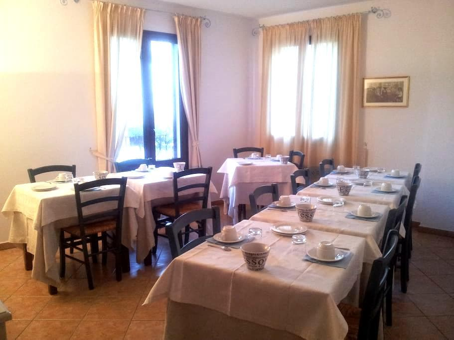 Bed & Breakfast Santa Maria Oliena - Oliena - Bed & Breakfast