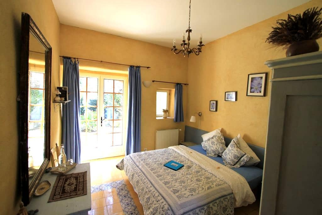 Cozy rooms in the parc du Verdon - Saint-Laurent-du-Verdon - Pousada