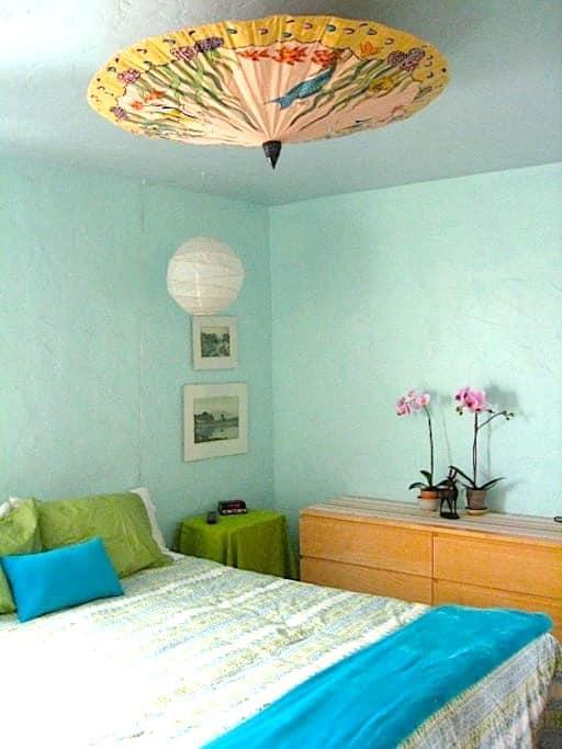 Santa Barbara 1BR Garden Apartment - Santa Barbara - Rumah