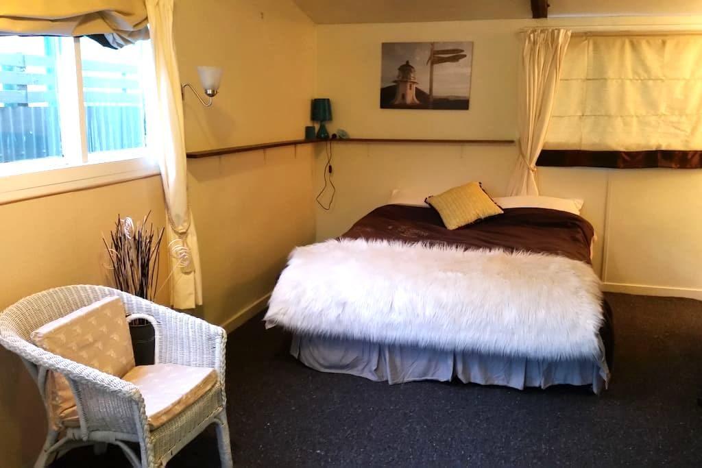 Afordable Cosy Studio - Sheffield - Houten huisje