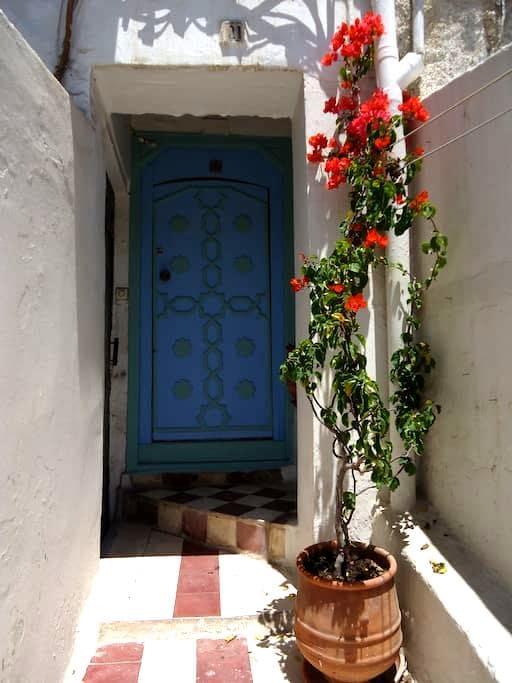 maison de charme à côté des Oudayas - Rabat - Huis