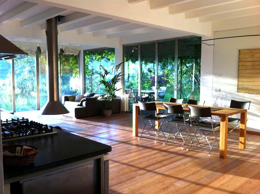 Villa privée, calme, intime, avec piscine - 卡麥奧雷