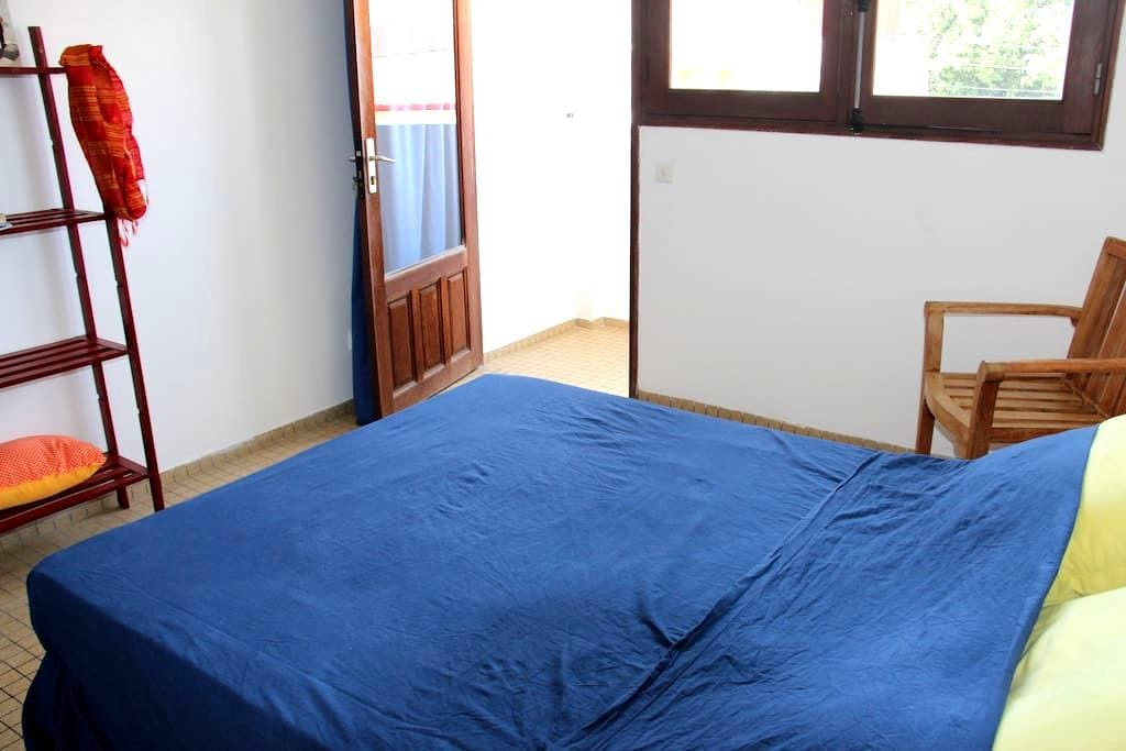T2 meublé centre Cayenne - Cayenne - Leilighet