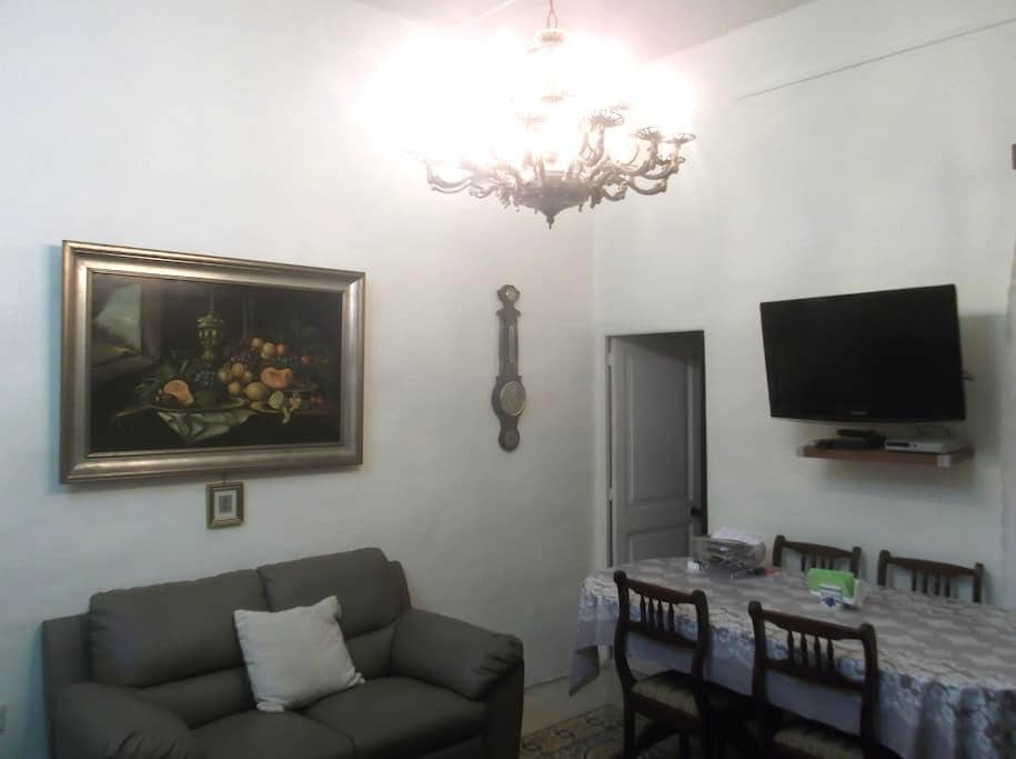 Attractive twin room in Gzira - Gzira - Maison