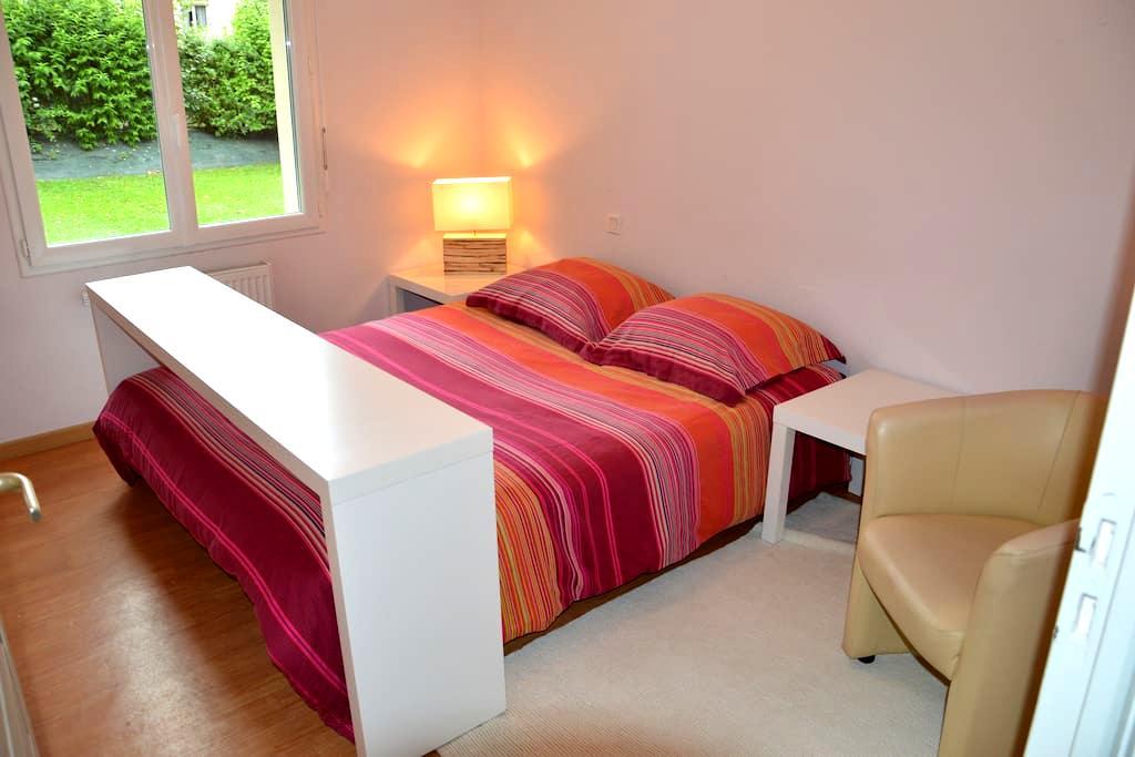 Pleasant bedroom 6mn Castle and 40mn Mt ST Michel - Fougères - 独立屋
