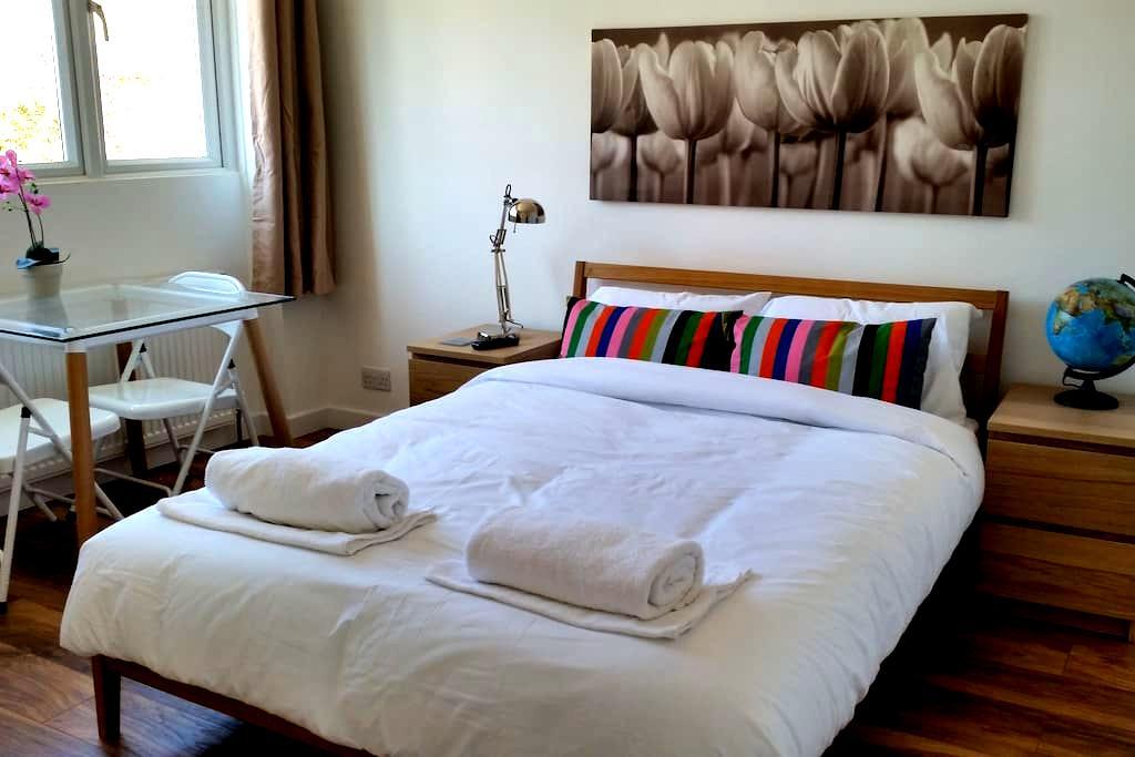 Fantastic En-Suite Double Room - ลอนดอน - บ้าน