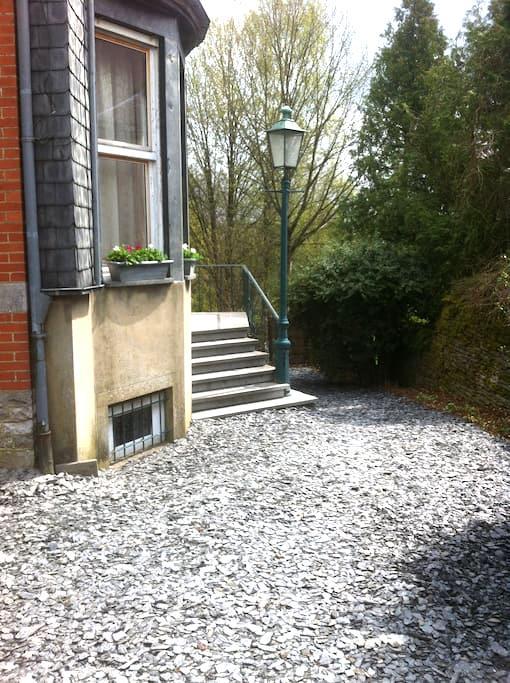 Ardennen-Prachtig appartement in de Ardennen - Neufchâteau - Huis