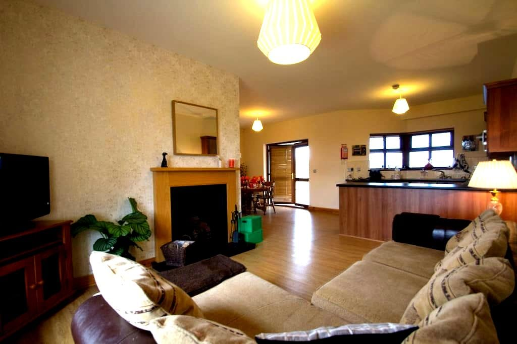 Sperrin View Cottages - Pomeroy